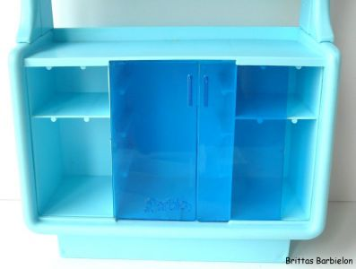 Barbie Dream Furniture Collecetion (blue) Bild #04