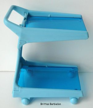 Barbie Dream Furniture Collecetion (blue) Bild #06