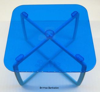 Barbie Dream Furniture Collecetion (blue) Bild #10