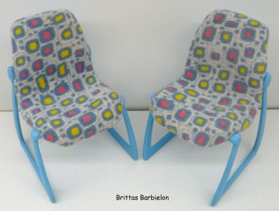 Barbie Dream Furniture Collecetion (blue) Bild #12