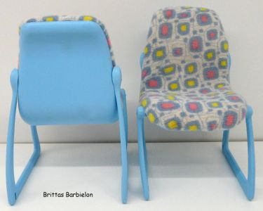 Barbie Dream Furniture Collecetion (blue) Bild #13