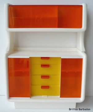 Barbie Dream Furniture Collecetion (orange) Bild #01