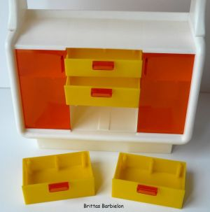 Barbie Dream Furniture Collecetion (orange) Bild #03