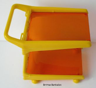 Barbie Dream Furniture Collecetion (orange) Bild #07