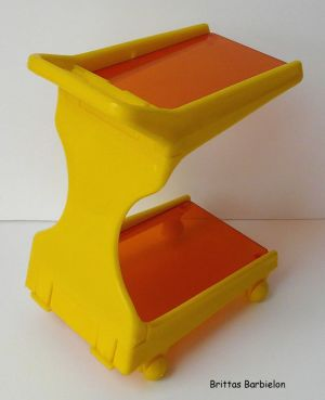 Barbie Dream Furniture Collecetion (orange) Bild #09