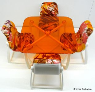 Barbie Dream Furniture Collecetion (orange) Bild #10
