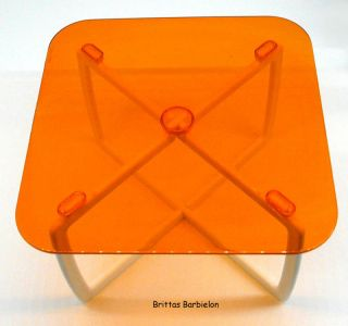 Barbie Dream Furniture Collecetion (orange) Bild #11