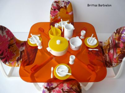 Barbie Dream Furniture Collecetion (orange) Bild #17