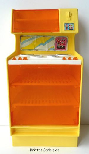 Barbie Dream Furniture Collecetion (orange) Bild #19