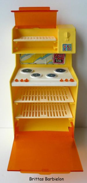Barbie Dream Furniture Collecetion (orange) Bild #20