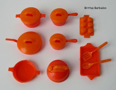 Barbie Dream Furniture Collecetion (orange) Bild #23