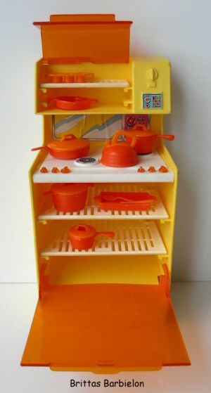 Barbie Dream Furniture Collecetion (orange) Bild #24