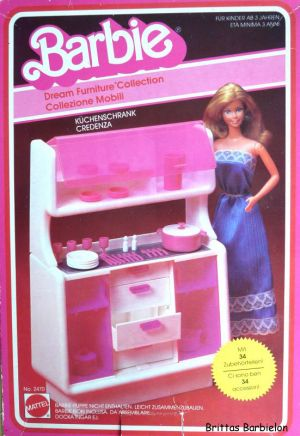 Barbie Dream Furniture Collecetion (pink) Bild #01