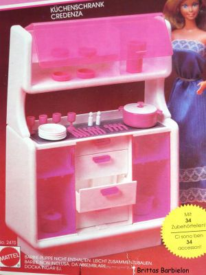 Barbie Dream Furniture Collecetion (pink) Bild #02