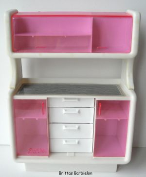 Barbie Dream Furniture Collecetion (pink) Bild #06