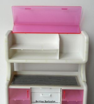 Barbie Dream Furniture Collecetion (pink) Bild #07