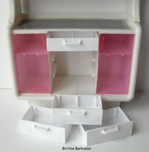 Barbie Dream Furniture Collecetion (pink) Bild #08