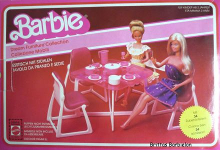 Barbie Dream Furniture Collecetion (pink) Bild #10