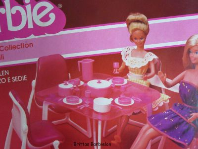 Barbie Dream Furniture Collecetion (pink) Bild #11