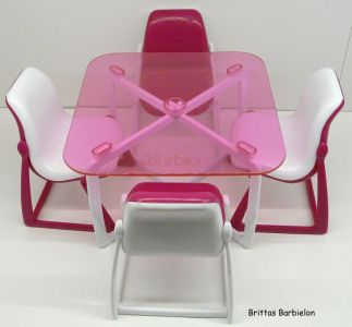 Barbie Dream Furniture Collecetion (pink) Bild #18