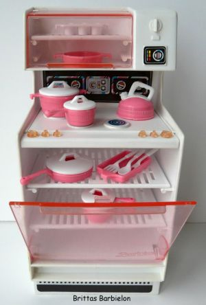Barbie Dream Furniture Collecetion (pink) Bild #32