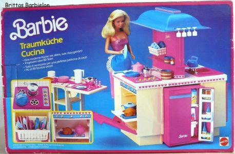 Barbie Dream Kitchen Mattel Bild #01