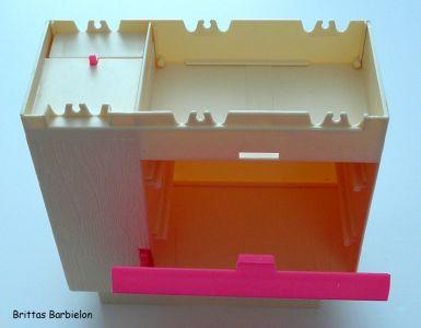 Barbie Dream Kitchen Mattel Bild #11