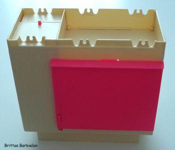 Barbie Dream Kitchen Mattel Bild #12