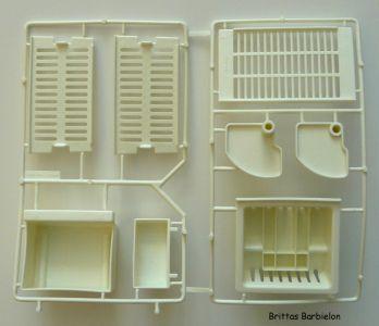 Barbie Dream Kitchen Mattel Bild #19
