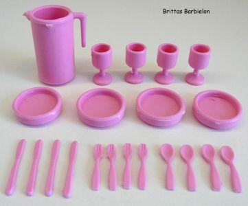 Barbie Dream Kitchen Mattel Bild #24