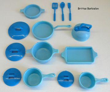 Barbie Dream Kitchen Mattel Bild #25