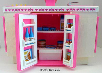 Barbie Dream Kitchen Mattel Bild #33