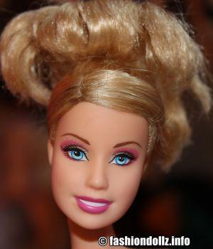 2009 Ballerina Barbie, pink N5237