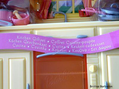 Play All Day - Barbie Küche Mattel 2004 G8499 Bild #06