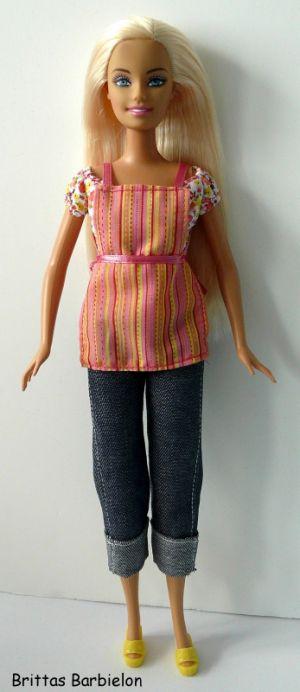 Play All Day - Barbie Küche Mattel 2004 G8499 Bild #10