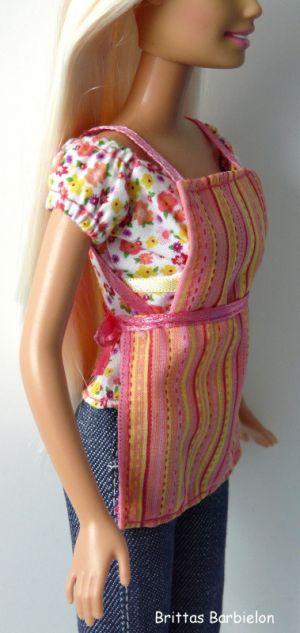 Play All Day - Barbie Küche Mattel 2004 G8499 Bild #14