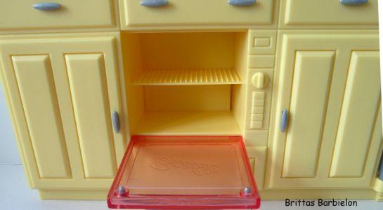 Play All Day - Barbie Küche Mattel 2004 G8499 Bild #19