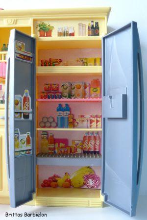 Play All Day - Barbie Küche Mattel 2004 G8499 Bild #20