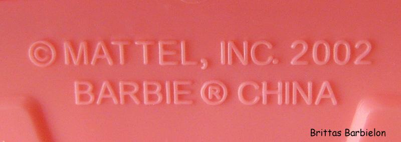 Play All Day - Barbie Küche Mattel 2004 G8499 Bild #21