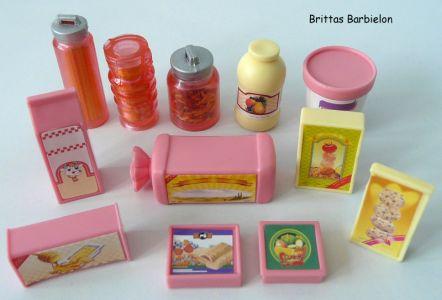 Play All Day - Barbie Küche Mattel 2004 G8499 Bild #25