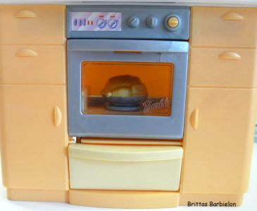 Barbie Light up Kitchen Mattel 1999 -67238 Bild #09