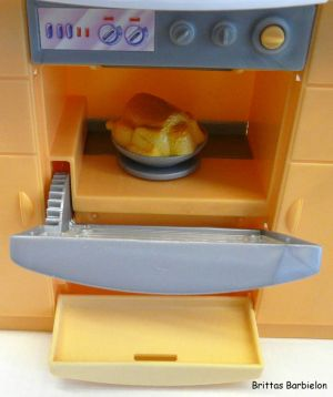Barbie Light up Kitchen Mattel 1999 -67238 Bild #10