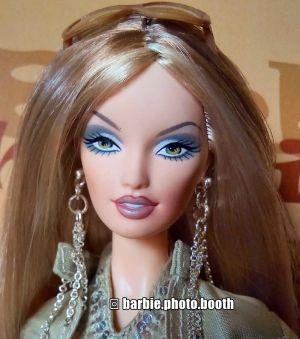 2007 On Location: Barcelona Barbie K7917
