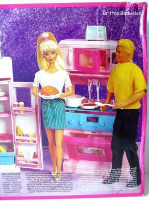 Barbie So much to do kitchen Mattel 1994 Bild #04
