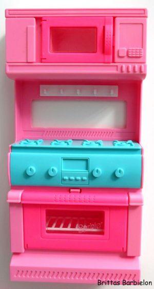 Barbie So much to do kitchen Mattel 1994 Bild #10