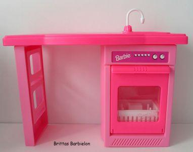 Barbie So much to do kitchen Mattel 1994 Bild #20
