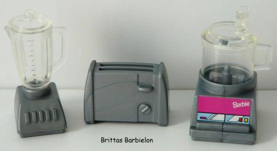 Barbie So much to do kitchen Mattel 1994 Bild #28