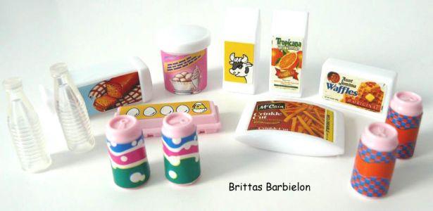 Barbie So much to do kitchen Mattel 1994 Bild #36