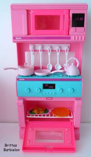 Barbie So much to do kitchen Mattel 1994 Bild #37