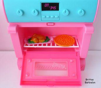 Barbie So much to do kitchen Mattel 1994 Bild #38